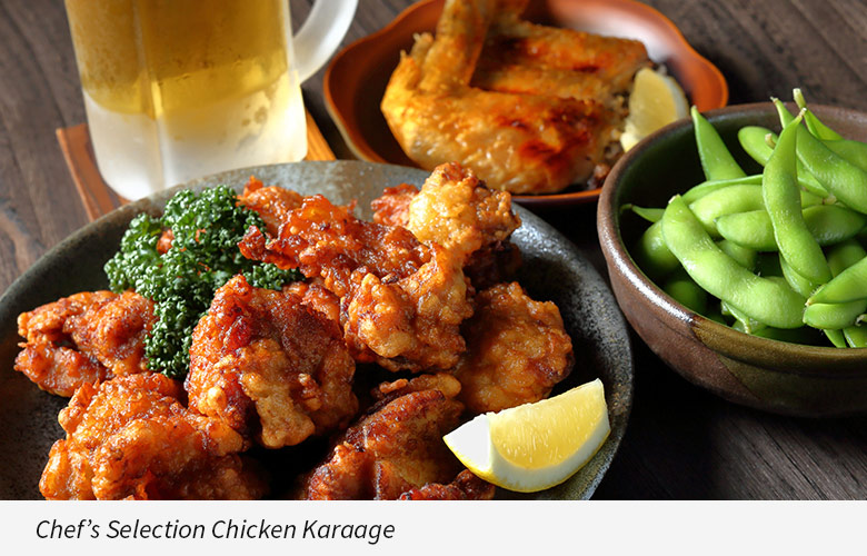 Chef's Selection Chicken Karaage