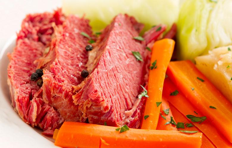Premium Corned Beef Made Easy