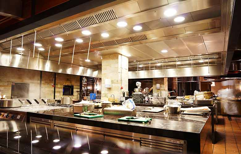 open kitchens - great food solutions