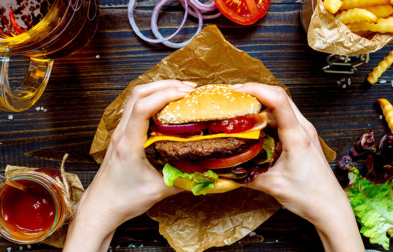 Build Your Best Burger - Great Food Solutions